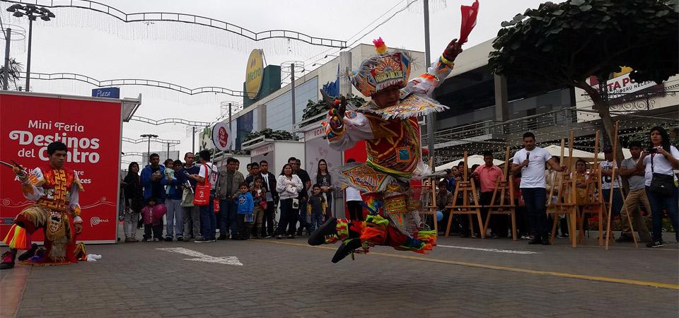 Promperú: Mini Feria Destinos del Centro