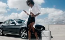Viajero de lujo: Samsonite lanza moderna línea de maletas Octolite