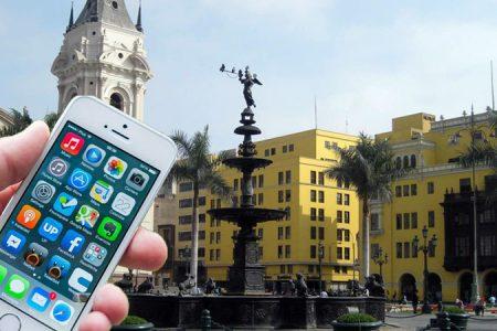 Apps para viajar y hacer turismo por la ciudad de Lima