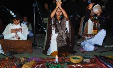 Participa en el 9º Aniversario de Vichama en Végueta-Huacho