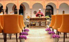 Renueva tus votos de amor al  estilo Andino en  el JW Marriott El Convento Cusco