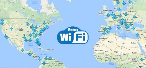 Aeropuertos del mundo con WiFi gratis