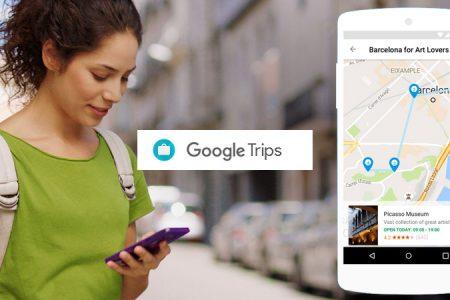 Google Trips: planifica tus viajes con esta nueva app de turismo