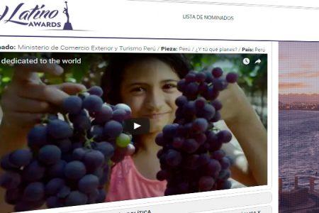 REED Latino AWARDS: Marca Perú nominada a Mejor Campaña de Promoción Turística