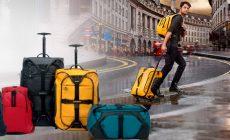 Samsonite presenta en Perú su versátil línea de maletas Paradiver