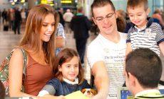 Cinco consejos para viajar con niños