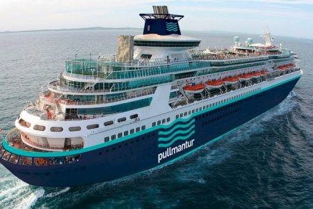 Pullmantur Cruceros comienza su temporada 2016 -2017 en el Puerto de Cartagena de Indias