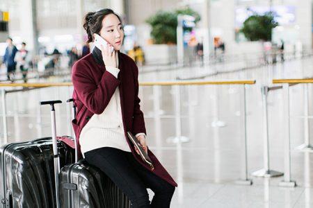 Samsonite lanza la nueva línea de maletas Stratus de la marca Saxoline