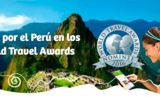 Estos son todos los nominados por Perú a los World Travel Awards 2016