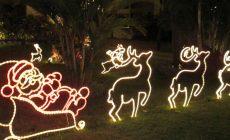 Navidad en Lima: Visita la Calle Monte Umbroso en Surco