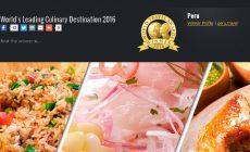 Perú: el Mejor Destino Culinario del Mundo según los World Travel Awards