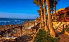 Playas del norte de Perú atraen a los turistas ecuatorianos