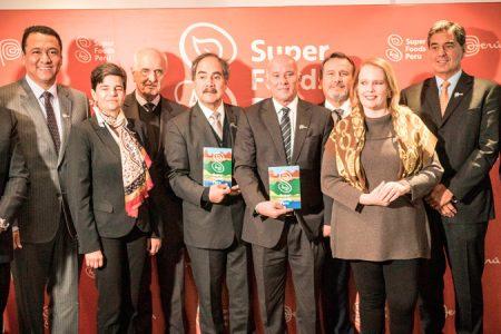 """Perú presenta al mundo su nueva marca """"Superfoods Peru"""""""