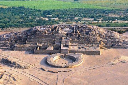 La ciudad sagrada de Caral está a salvo gracias a previsión de sus constructores
