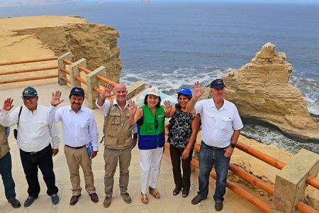 Conoce el nuevo Circuito Turístico Norte de la Reserva Nacional de Paracas