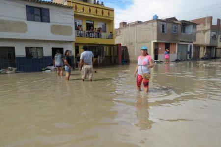 """Fenómeno de """"El Niño costero"""" continuará hasta fines de marzo y afectará zona norte"""