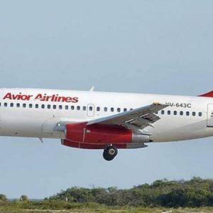 Avior Airlines empezará vuelos entre Venezuela y Perú desde el 3 de abril