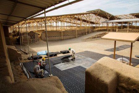 Daños son moderados en patrimonio arqueológico de Lambayeque y La Libertad