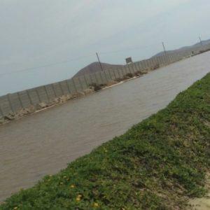 Lima Sur: Gobierno declara en emergencia a Pucusana por desborde del rio Chilca