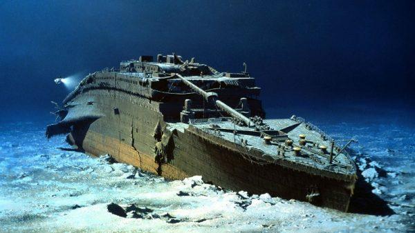 Tours al Titanic