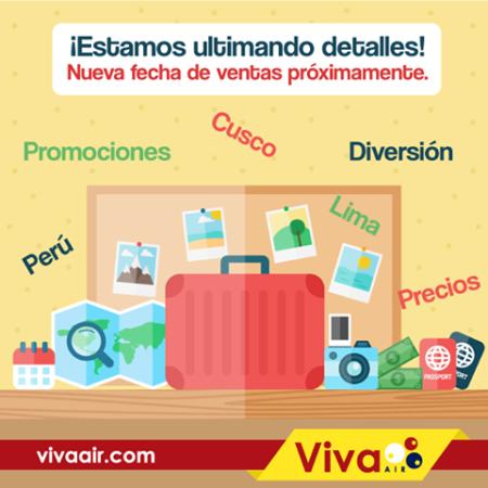 Aerolínea Viva Air Perú