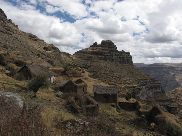 Waqra Pukara en Cusco