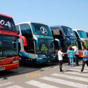 Yerbateros: Incrementan precios de pasajes interprovinciales hacia la sierra central