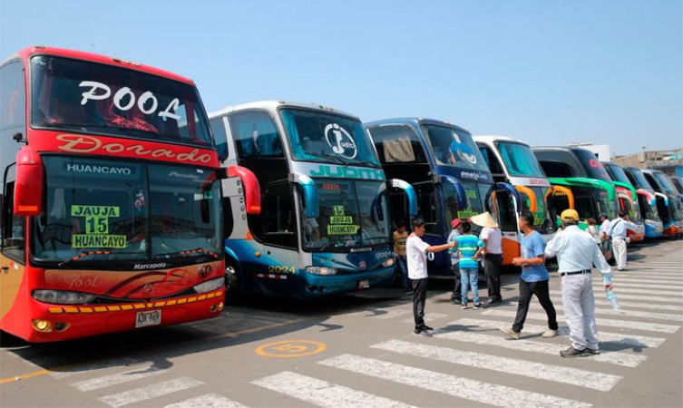 Terminal de Buses de Yerbateros