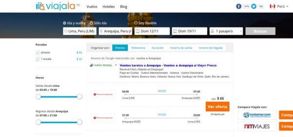 Metabuscadores, aliados estratégicos en la planeación de tus viajes
