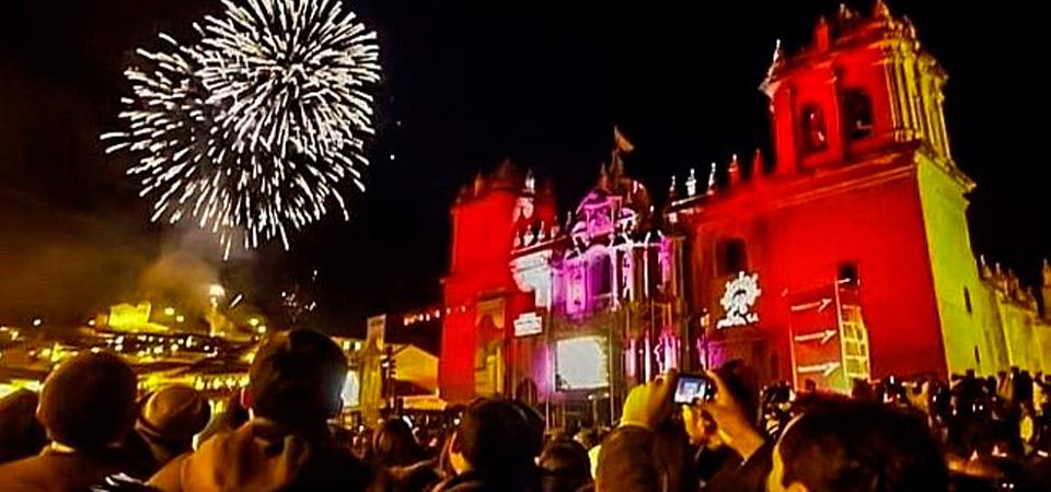 Viajar al Cusco en Año Nuevo