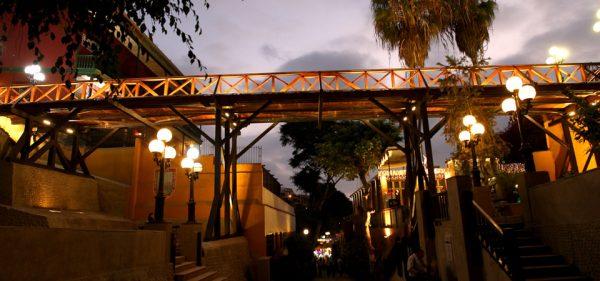 Barranco, bohemia y cultura en Lima