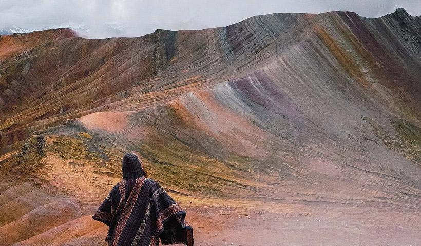 Cordillera Arcoíris de Palccoyo
