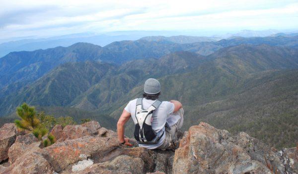 Escalar el Pico Duarte, República Dominicana