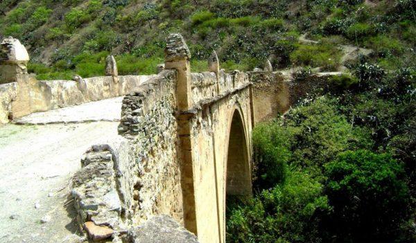 Puente Pachachaca en Abancay