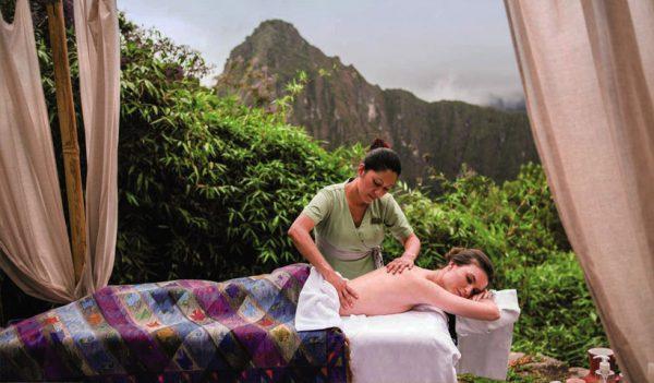 Actividades en Machu Picchu durante la luna de miel