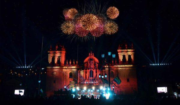 Fiestas de Año nuevo en Cusco 2020