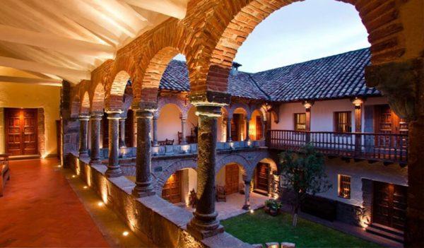 Hoteles románticos para tu luna de miel en Cusco