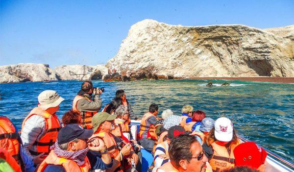 Tours a las Islas Ballestas, Paracas, Ica