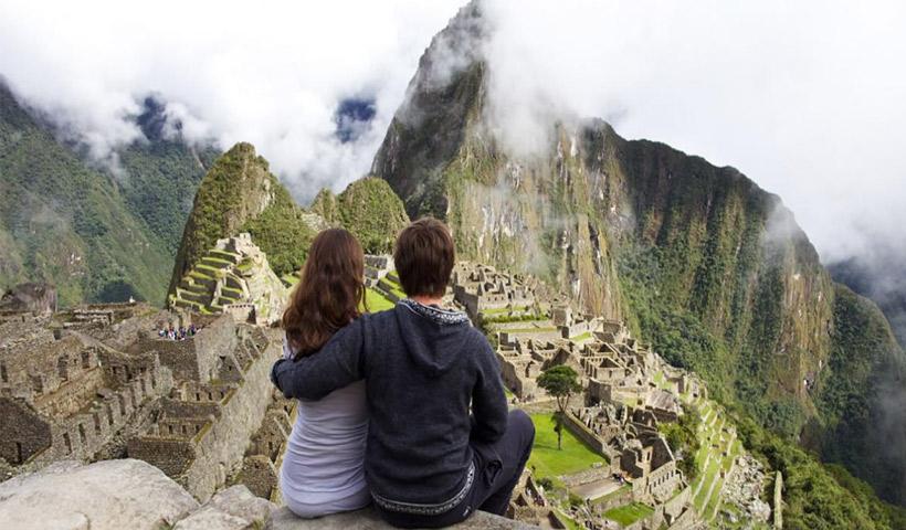 Luna de miel en Machu Picchu