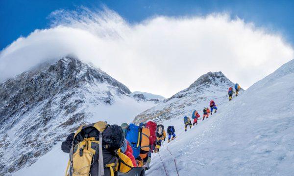 Campamento Base del Everest cerrado temporalmente