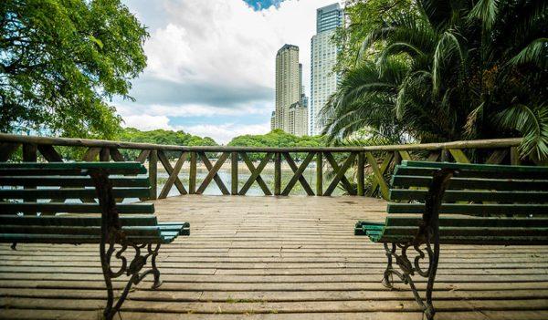 Es una de las reservas urbanas más importante de Latinoamérica.