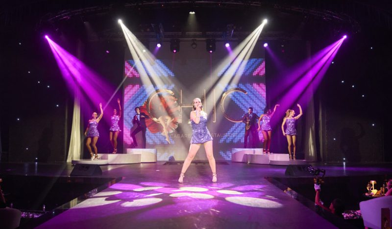 "Palladium Hotel Group abrirá espectáculo ""Chic Cabaret & Restaurant"" en Punta Cana"
