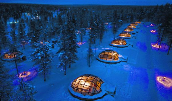 Hotel Kakslauttanen & Igloo Village