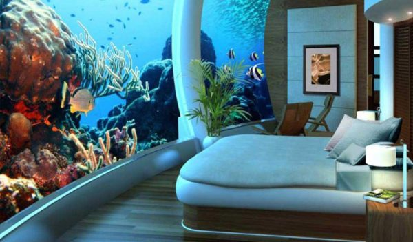 Poseidon Undersea Resort en las Islas Fiji