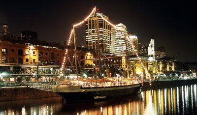 Pasar Navidad en Buenos Aires