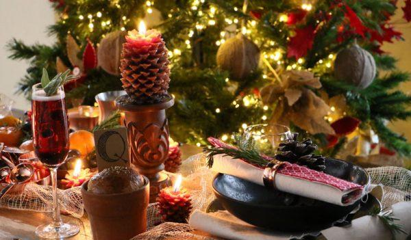Hoteles Marriott International lanzan deliciosas propuestas gastronómicas para disfrutar la Navidad y el Año Nuevo