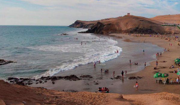 Playas de la Región Lima para veranear de enero a marzo