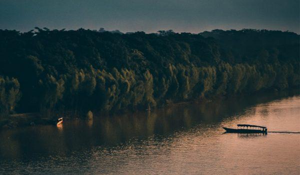 Viajar a la Selva Peruana en Familia