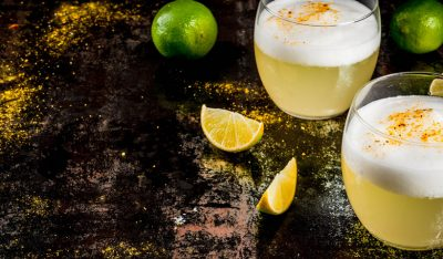 CELEBRE EL DÍA DEL PISCO SOUR EN LOS HOTELES MARRIOTT INTERNATIONAL