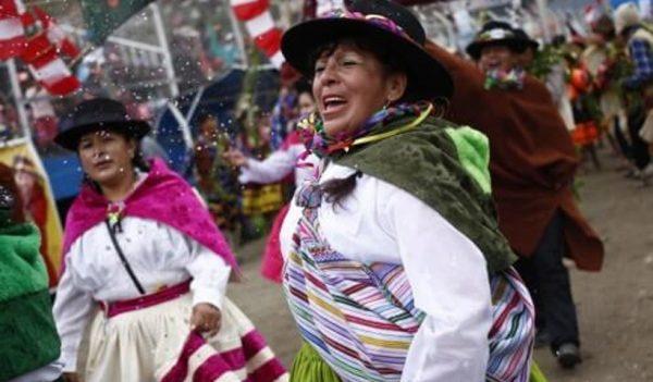 PUKLLAY: XVIII ENCUENTRO NACIONAL DEL CARNAVAL ORIGINARIO DEL PERÚ